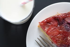 Berry Upside-down cake 3