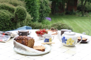 Apricot & Date Tea Loaf