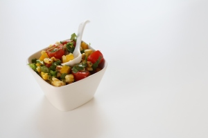 Corn salad 1