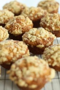 Nectarine muffins 5