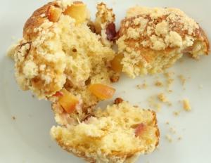 Nectarine muffins 9
