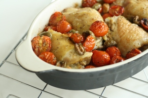 Baked chicken 3