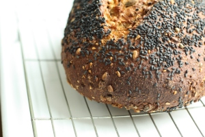 Seeded loaf 7