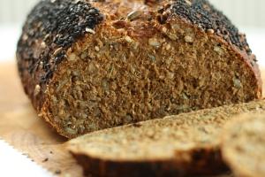 Seeded loaf 9