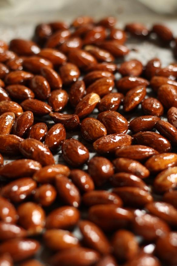 Honey Spiced Almonds 4