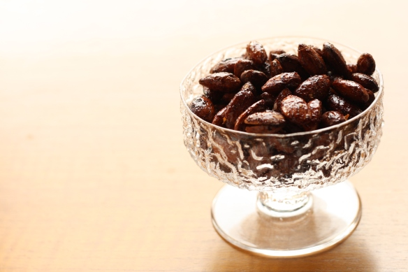 Honey Spiced Almonds 6