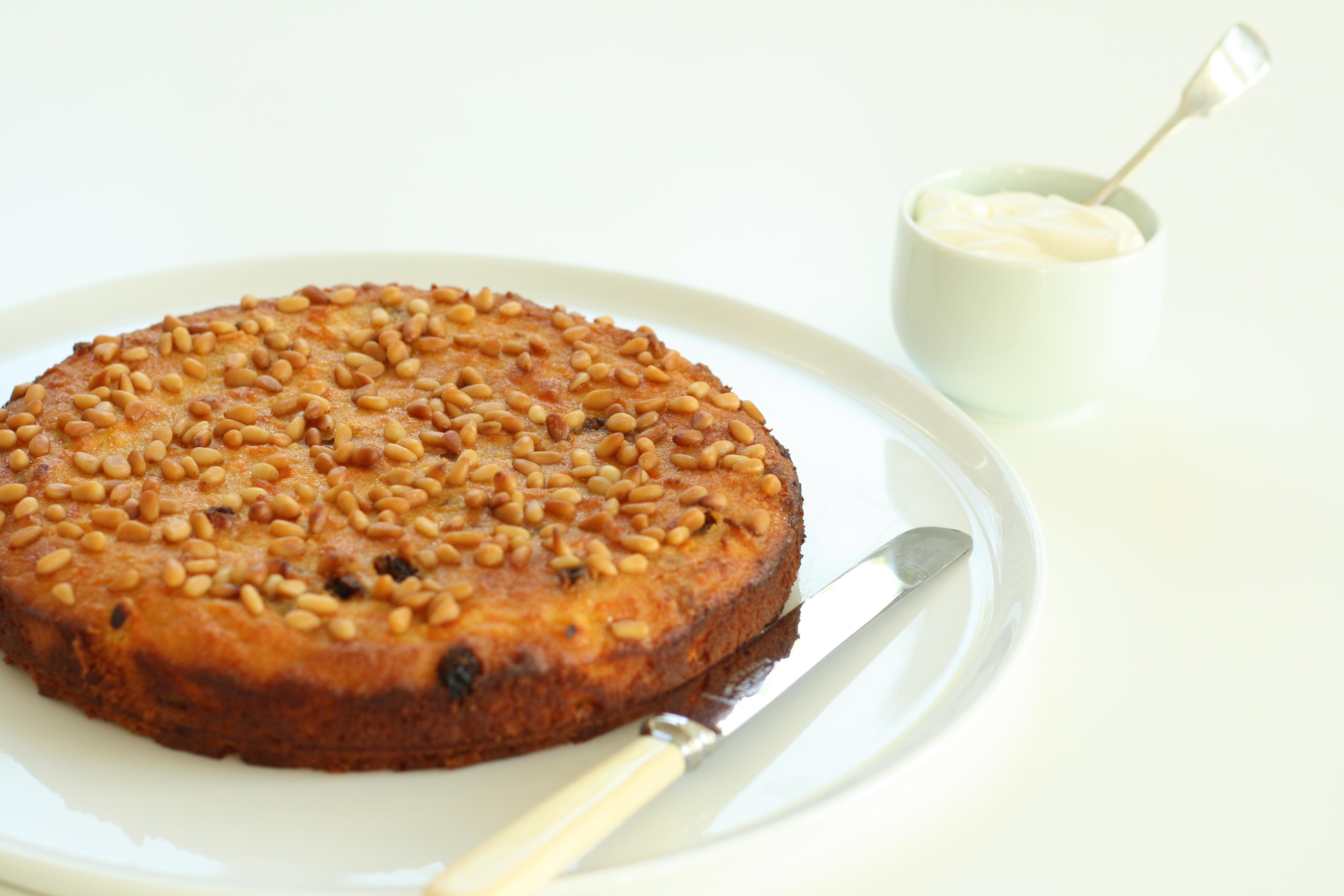 Gluten Free Carrot Cake Recipe Nigella