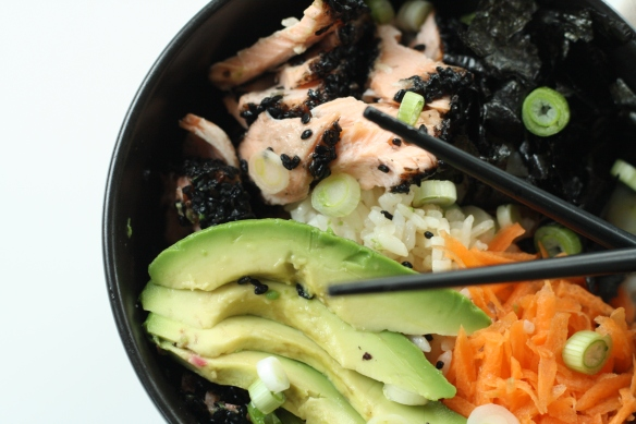 Sesame salmon 3