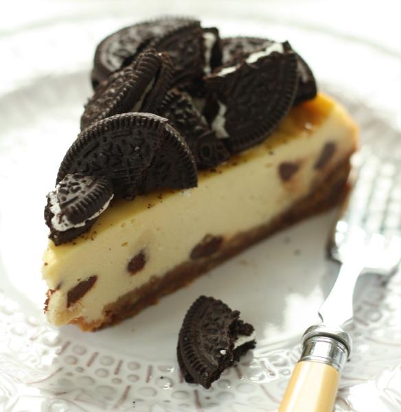 Oreo cheesecake 3