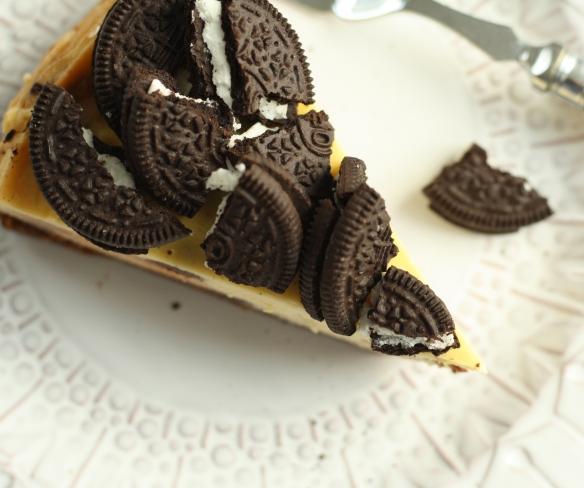 Oreo cheesecake 5