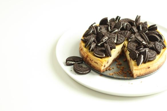 Oreo cheesecake 4