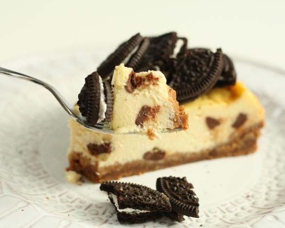 Oreo cheesecake 7