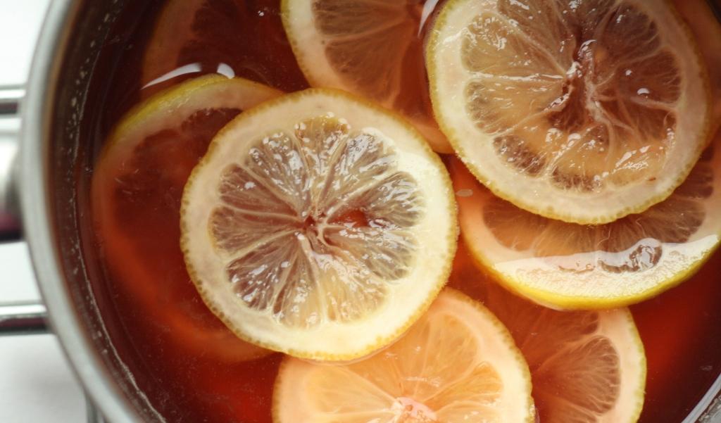 Sloe Gin & Tonic Syrup