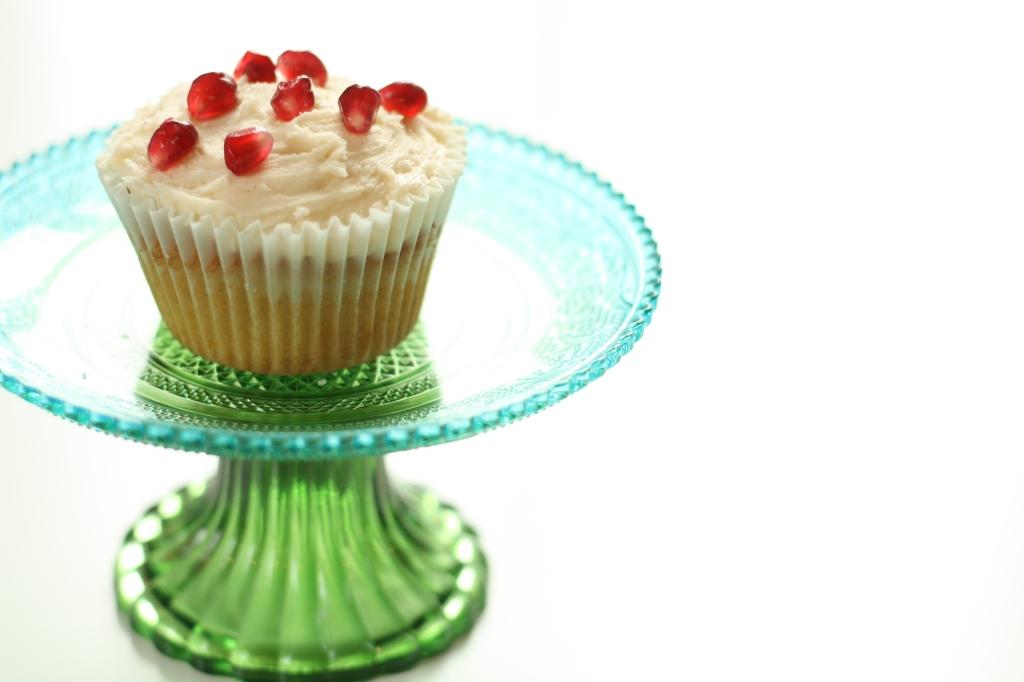 Sloe Gin & Tonic Cupcakes 2
