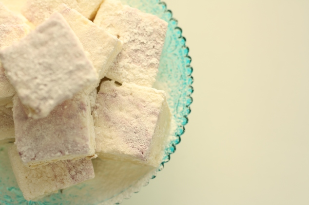 Lavender Marshmallows  8