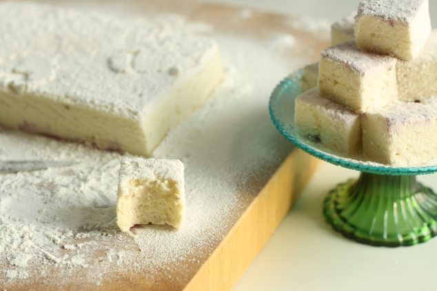 Lavender Marshmallows 1