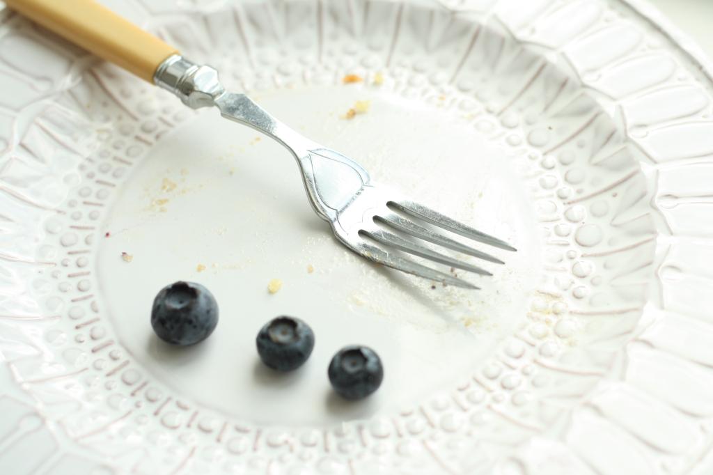 Gluten Free Blueberry Lavender Polenta Cake 8