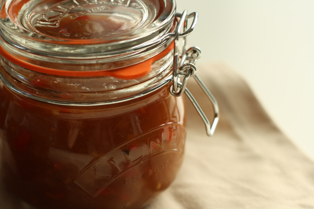 Apple & Chilli Chutney 4