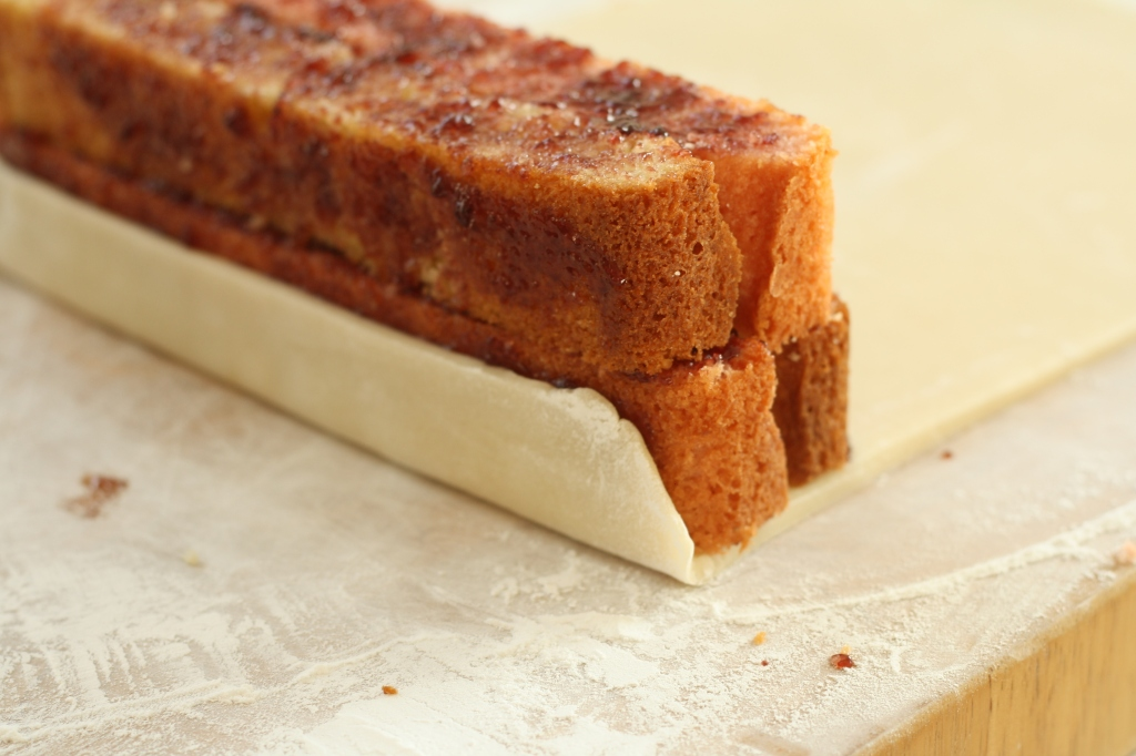 Battenberg Cake 8