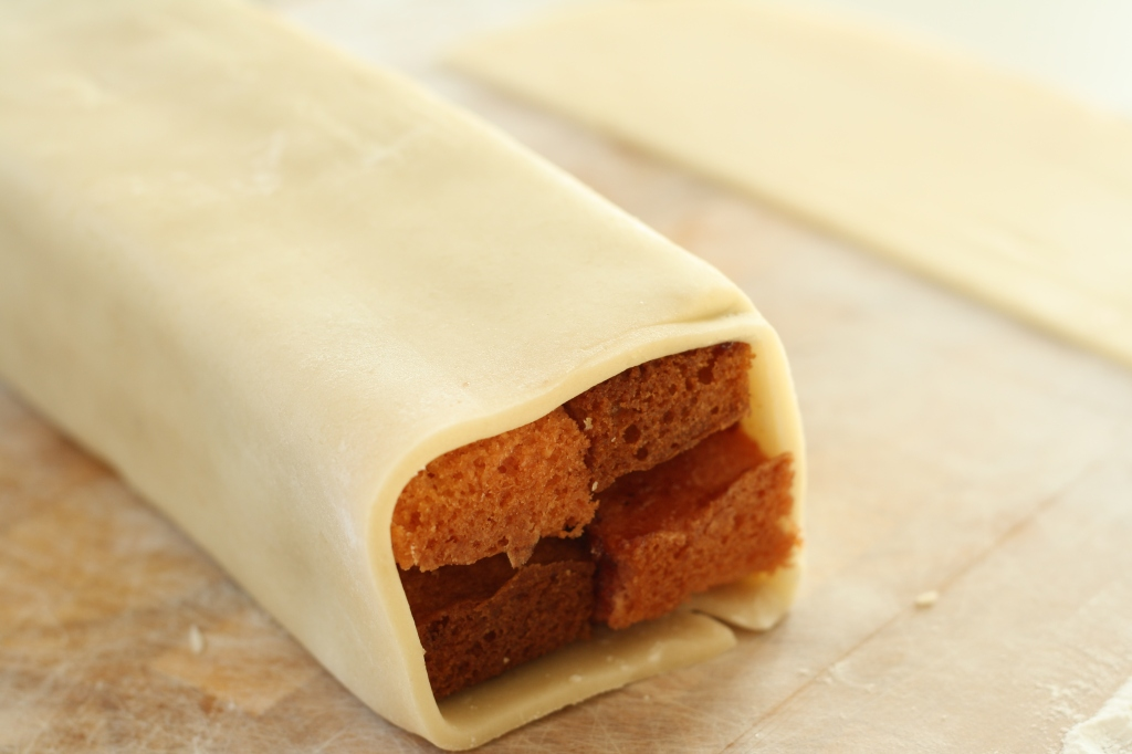 Battenberg Cake 9