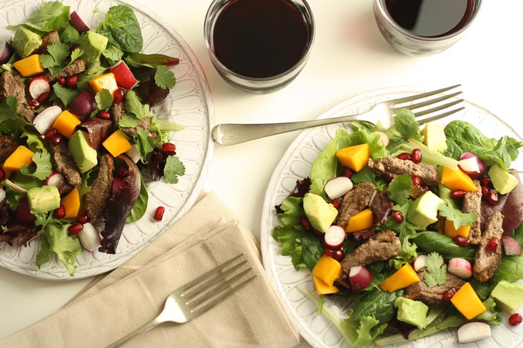 Duck salad 3
