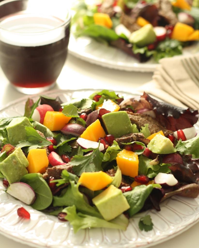Duck salad 4