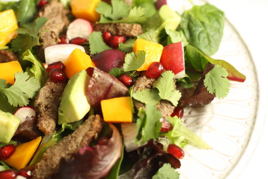 Duck salad 5