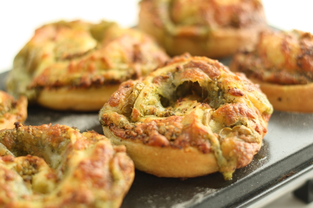 Kale Pesto Pizza Rolls 3