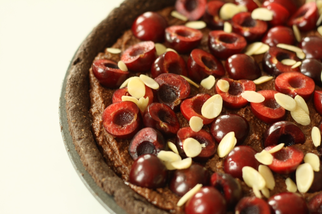 Cherry Chocolate Frangipane 1