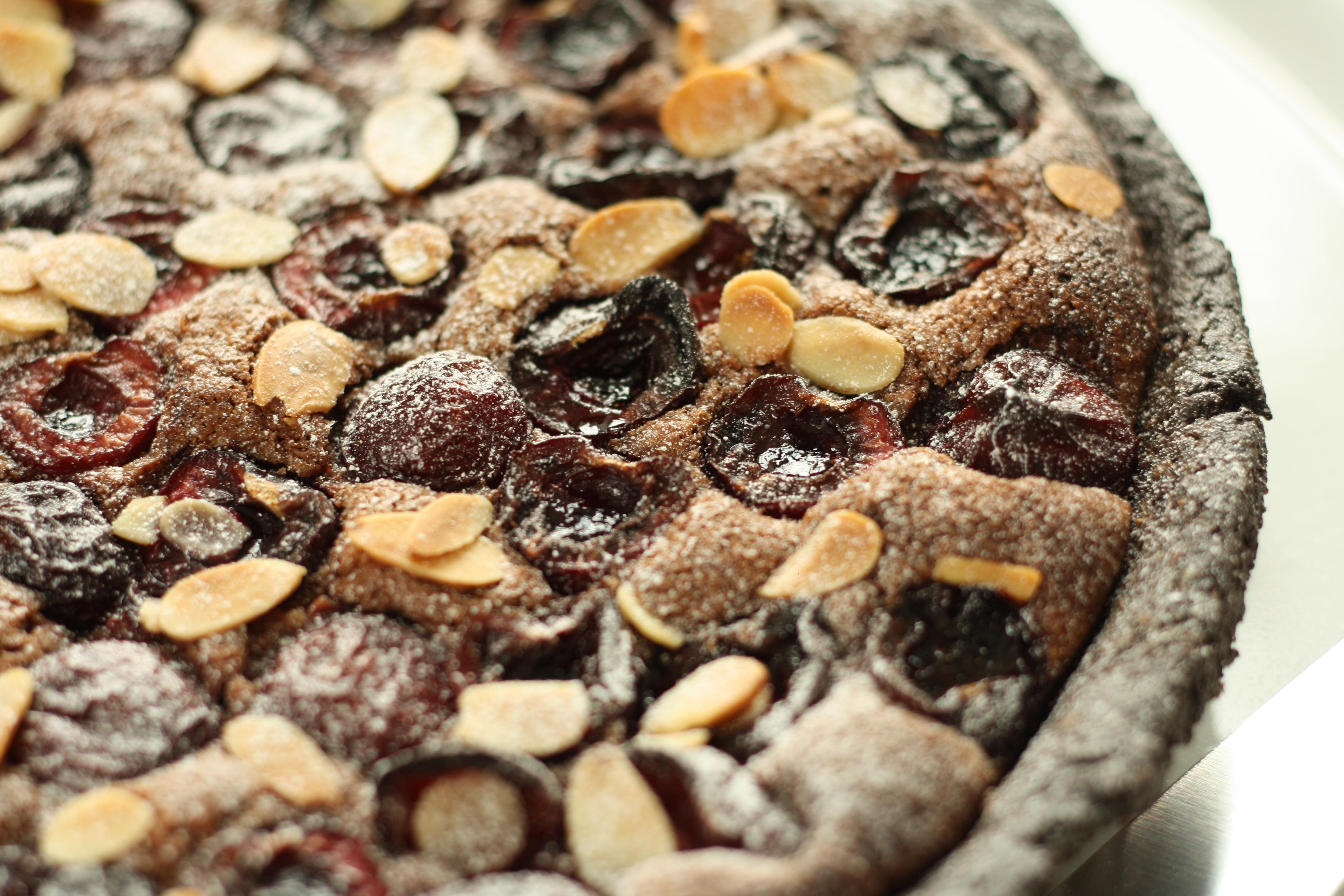 chocolate cherry cheesecake chocolate brownie batter chocolate cherry ...