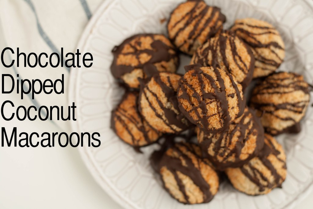 Coconut Macaroons 8