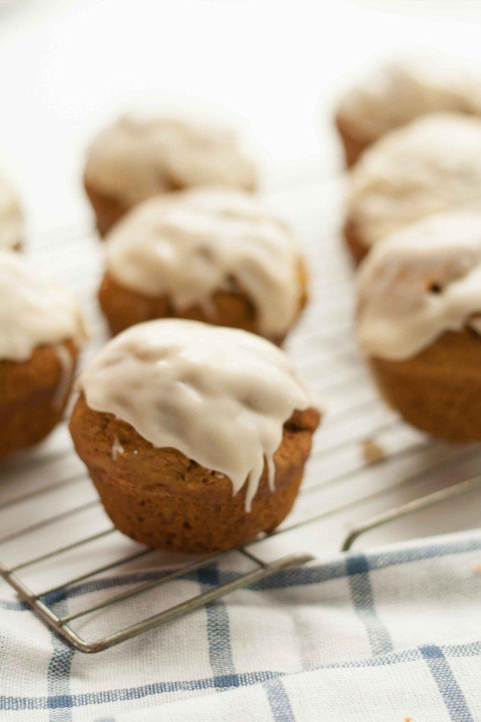 Pumpkin muffins 7