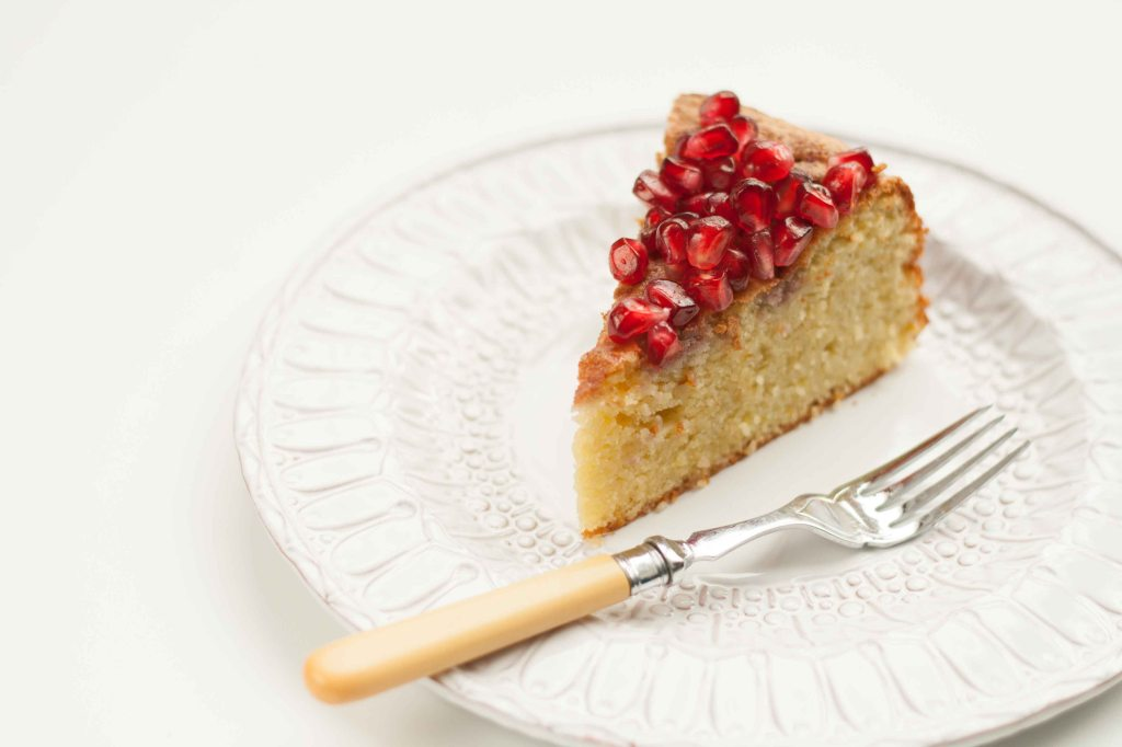 Pomegranate Cake 7