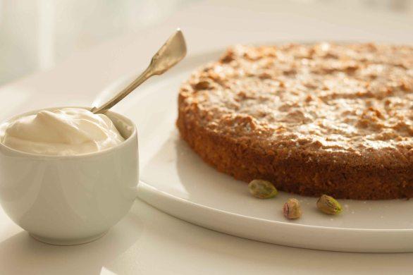 Gluten Free Carrot Almond Cake 1