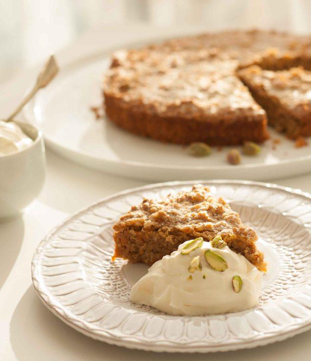 Gluten Free Carrot Almond Cake 4