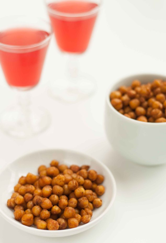 Spicy Roasted Chickpeas 3