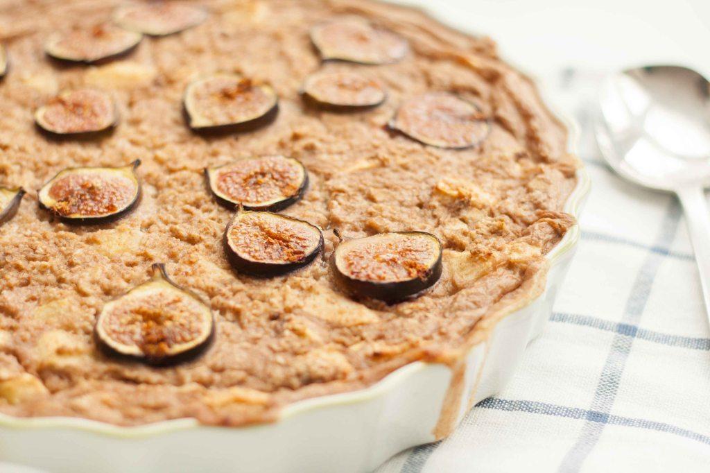 Baked Porridge 3