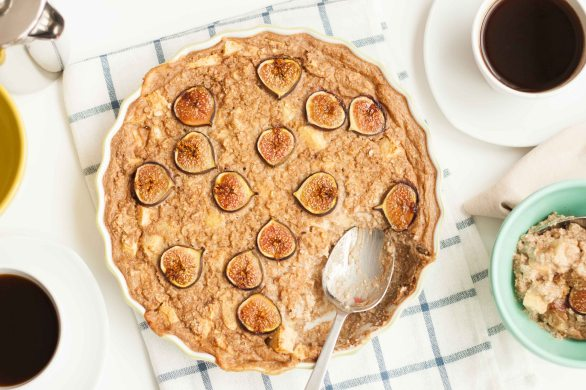 Baked Porridge 2