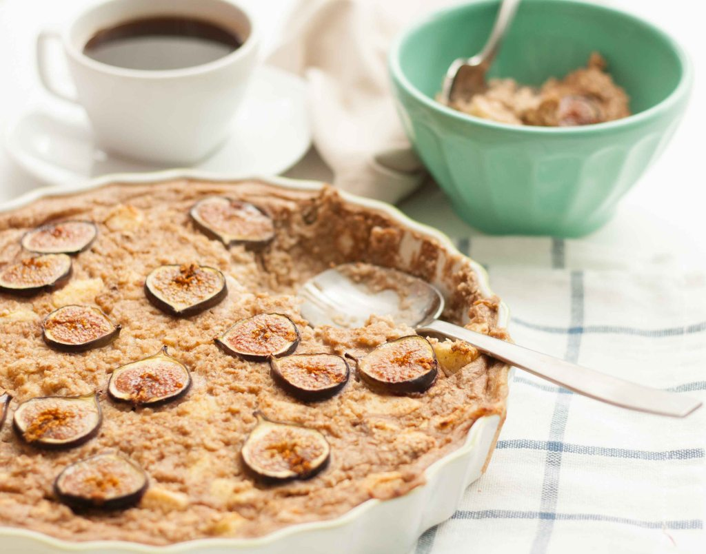 Baked Porridge 1