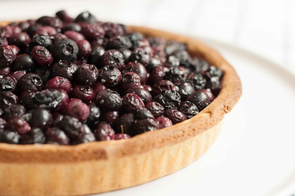 Blueberry Tart 1