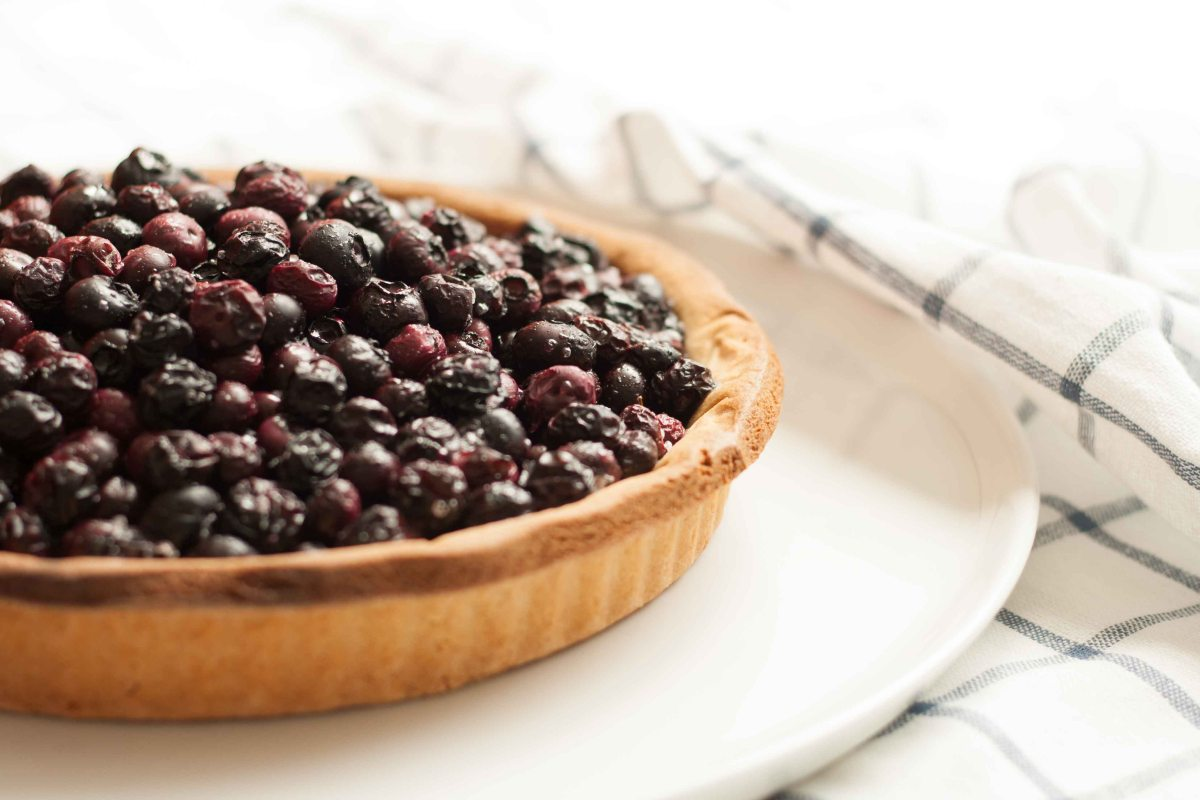 Blueberry Tart 2