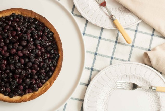 Blueberry Tart 3