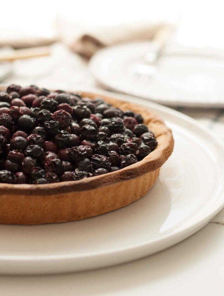 Blueberry Tart 4