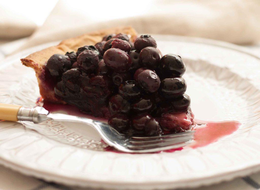 Blueberry Tart 5