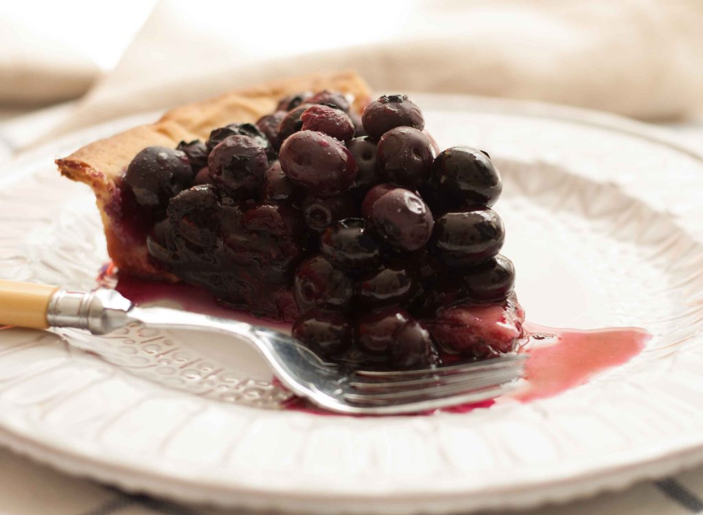 Blueberry Tart 5