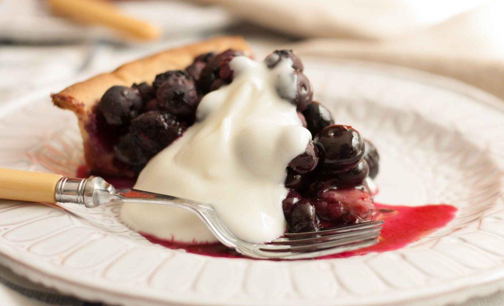 Blueberry Tart 6